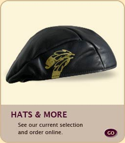 Hats & More - See our current selection and order online.