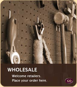 Wholesale - Welcome retailers. Place your order here.